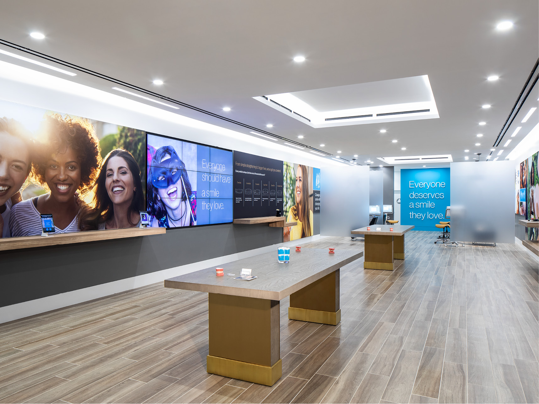Invisalign retail architect
