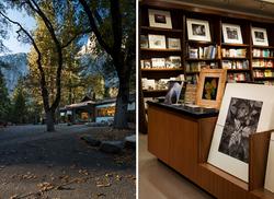 Ansel Adams Gallery Yosemite Valley