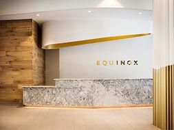 Equinox Fitness Center Los Angeles California