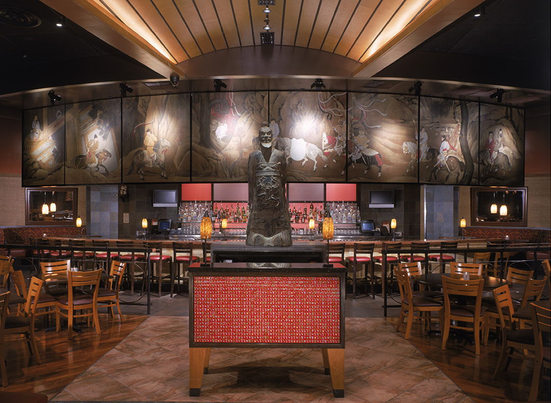 PF Chang's China Bistro nationwide