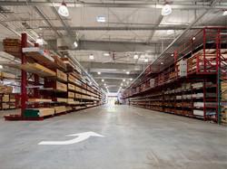 Golden State Lumber Interior