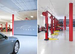 Tesla Service Center Palo Alto CA