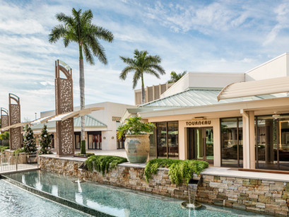 MBH Architects Modernizes Tourneau Retail Store in Naples, Florida