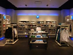 Adidas retail architecture