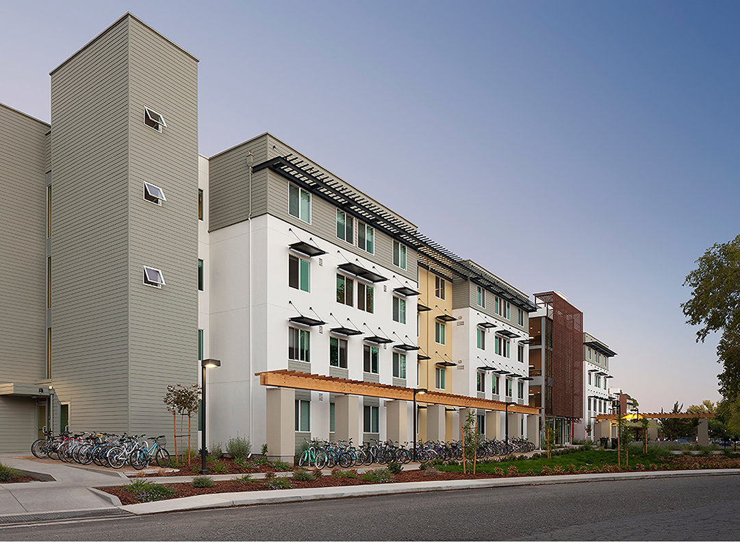 8th & Wake UC Davis Graduate Housing