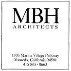 MBH Architects Original Logo