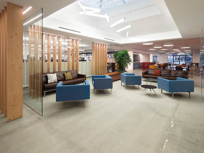 MBH Architects Turns Former Laboratory into New Office Space