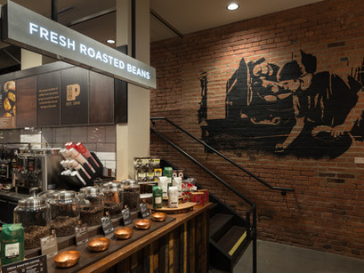 Peet's Coffee & Tea, Georgetown (Washington, D.C.)