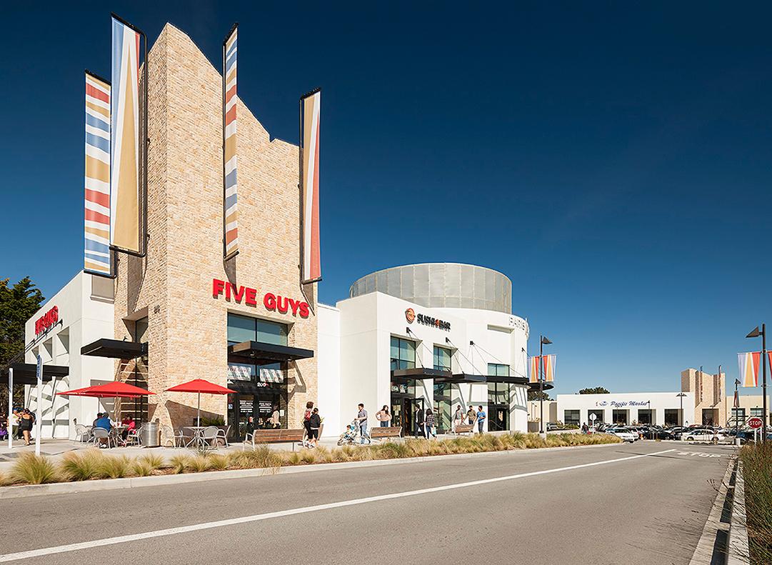 Westborough Shopping Center