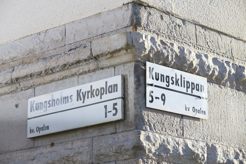BrfOpalen4_Stockholm_ExteriorSkylt