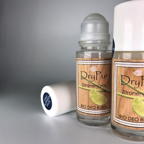 Drypur Bio Deo Rollon Zitronengras