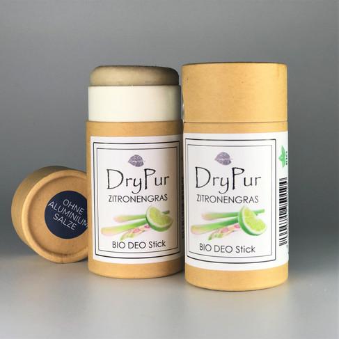 Deodorant Stick Stift Zitonengras