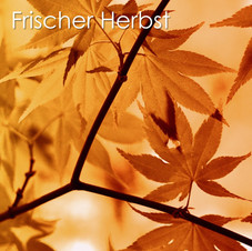 Frischer Herbst