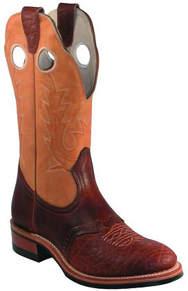Ladies Boulet Super Roper Full Round Toe Cowgirl Boots 3131