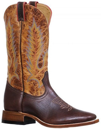 Men's Boulet Full Round Toe Cowboy Boot 8311