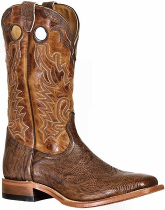 Men's Boulet Wide Square Toe Cowboy Boot 9393