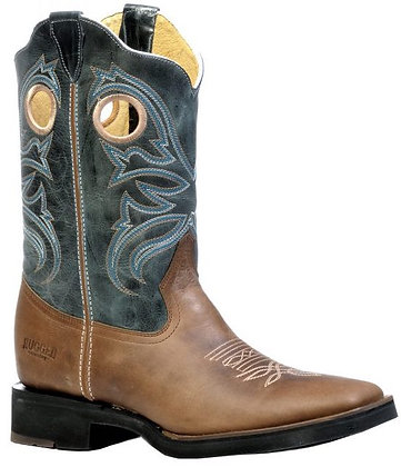 Men's Boulet Wide Square Toe Rugged Country Boot 6500
