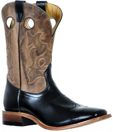 Men's Boulet Challenger Wide Square Toe Cowboy Boot 9702