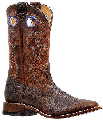 Men's Boulet Wide Square Toe Cowboy Boot 6369