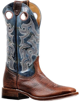 Men's Boulet Wide Square Toe Cowboy Boot 9293
