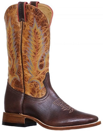 Men's Boulet Wide Square Toe Cowboy Boot 8310