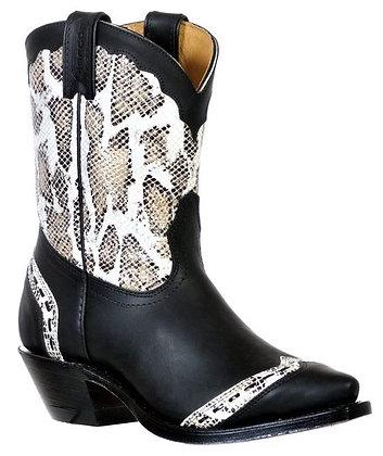 Ladies Boulet Snip Toe Cowboy Boot 9610