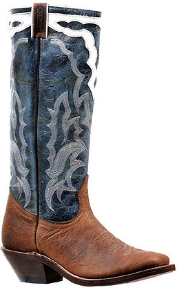 Men's Boulet Wide Square Toe Cowboy Boot 6335