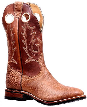 Mens Boulet Full Round Toe Cowboy Boots 5117