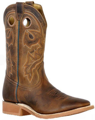Men's Boulet Wide Square Toe Cowboy Boot 9350