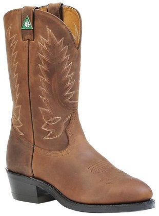 Men's Boulet Steel Toe Cowboy Boot 1372