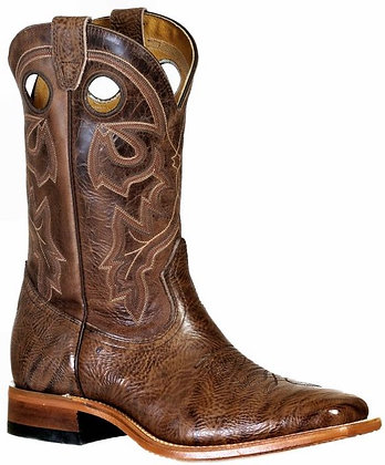 Men's Boulet Wide Square Toe Cowboy Boot 9344