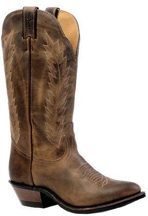 Ladies Boulet Medium Cowboy Toe Boot 4236
