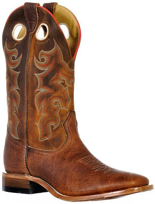 Men's Boulet Wide Square Toe Cowboy Boot 9346