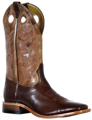 Men's Boulet Wide Square Toe Cowboy Boot 9359