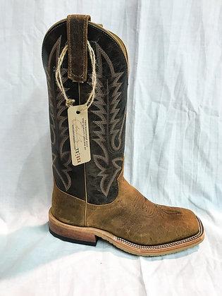 Mens Anderson Bean Brahman Bison Cowboy Boots 324759