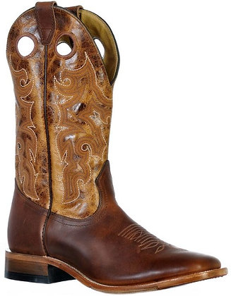 Men's Boulet Wide Square Toe Cowboy Boot 9357