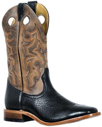 Men's Boulet Wide Square Toe Cowboy Boot 9339