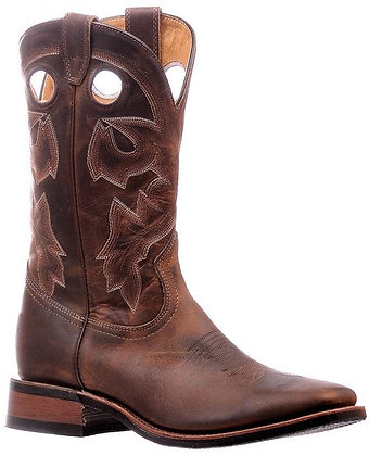 Men's Boulet Wide Square Toe Boot 6266