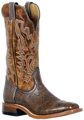 Ladies Boulet Wide Square Toe Cowboy Boot 9399