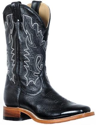 Ladies Boulet Wide Square Toe Cowboy Boot 9401