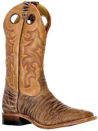 Men's Boulet Wide Square Toe Cowboy Boot 9387