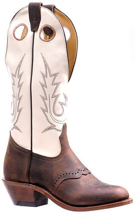 Ladies Boulet Challenger Medium Round Toe Boot 7769