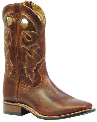 Men's Boulet Wide Square Toe Cowboy Boot 3024