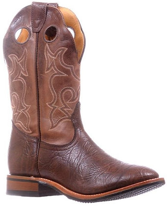 Mens Boulet Full Round Toe Cowboy Boots 8209