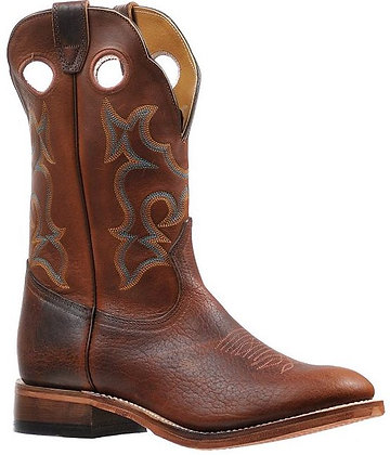 Men's Full Round Toe Cowboy Boot 6327