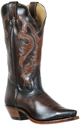 Ladies Boulet Snip Toe Cowboy Boot 9613