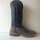 Thumbnail: Men's Anderson Bean Ostrich Wide Square Toe Cowboy Boot 9750A