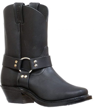 Ladies Boulet Vagabond Toe Motorcycle Boot 8299