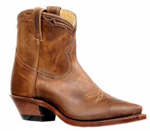 Ladies Boulet Snip Toe Cowgirl Boot 8225