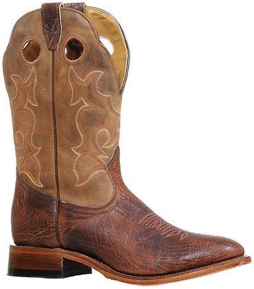 Men's Boulet Full Round Toe Cowboy Boot 9294